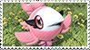 Spritzee stamp by FireFlea-San
