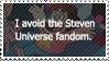 Steven Universe Fandom stamp by FireFlea-San