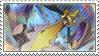 Aegislash Stamp by FireFlea-San