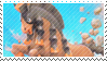 Mudsdale Stamp by FireFlea-San