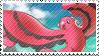 Oricorio Stamp by FireFlea-San