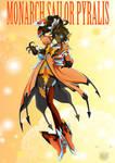 CO- Monarch Sailor Pyralis by FireFlea-San