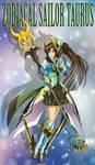 CO- Zodiacal Sailor Taurus by FireFlea-San