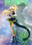CO- Super Sailor Thalassa by FireFlea-San