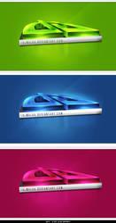 DeviantArt 3D Logo by TalMalka