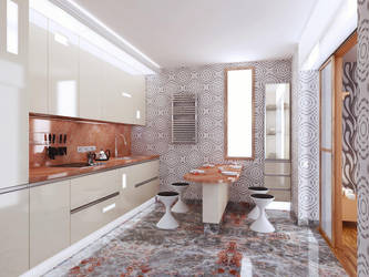 Kitchen by i-t-h-i-l