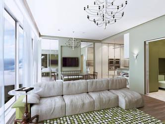 Living room N2 by i-t-h-i-l