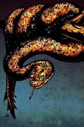 Dark Legacy: Viper by ChrisJamesScott
