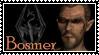 Skyrim Bosmer Stamp by Indiliel
