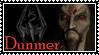Skyrim Dunmer Stamp by Indiliel