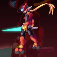 Megaman Zero by Hellghost000