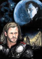 Thor - The Rift by Fayeren