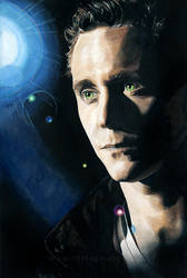 Tom Hiddleston by Fayeren