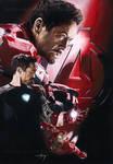 Iron Man by Fayeren