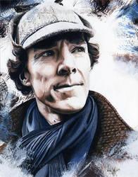Sherlock Holmes (BBC) by Fayeren
