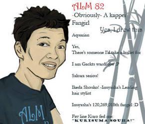ALM's Kappei ID by ALM82