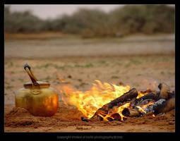 Desert warmth by itash