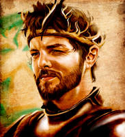 Renly Baratheon by masteryue