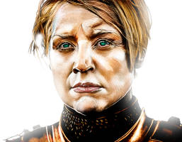 BRIENNE of Tarth by masteryue