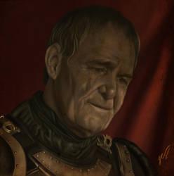 Kevan Lannister [Ian Gelder] by masteryue