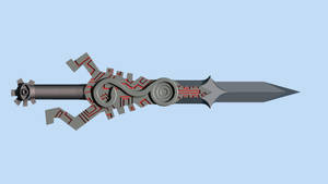 LEGO Twilight Sword by mingles