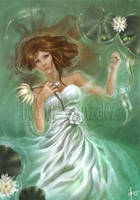 Frog princess by Bea-Gonzalez