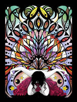 Wings Simplicity IX by Bea-Gonzalez