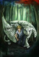 Historias de Eilidh 3 Cover by Bea-Gonzalez