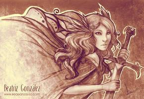 Sword by Bea-Gonzalez