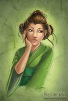 Commission - Suzuhashi Yumi by Bea-Gonzalez