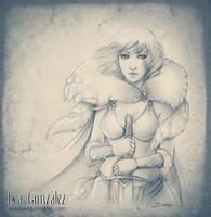 Commission- Tyra by Bea-Gonzalez