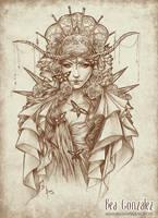 Le papillon by Bea-Gonzalez