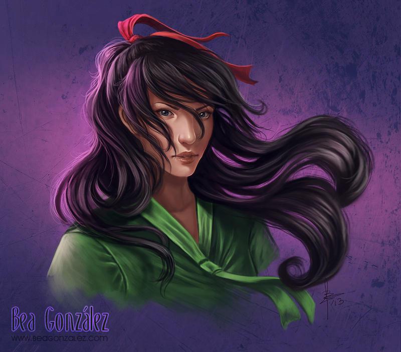 Commission - Saionji Akirako by Bea-Gonzalez
