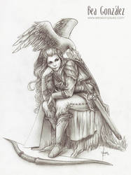 Commission - Ayda by Bea-Gonzalez