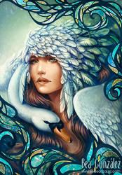 Swan by Bea-Gonzalez