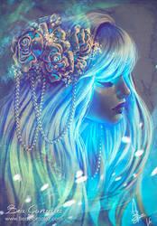 Blue Light by Bea-Gonzalez