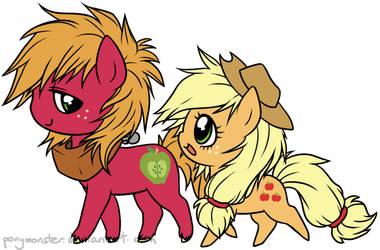 apples by ponymonster