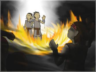 Fiery Conversion by Kelmfire