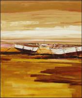 en attendant la mer by Malahicha