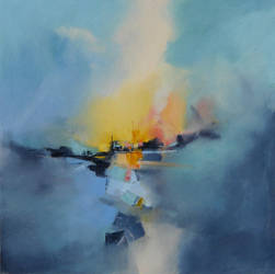 Blue Evening by Malahicha