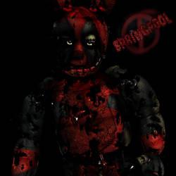 Springpool - Five Nights at Freddy's 3 by StarkilerOmega