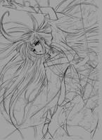 C.C. - Pencil by SakuraHirata