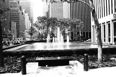 Fountain by exorcismofevil