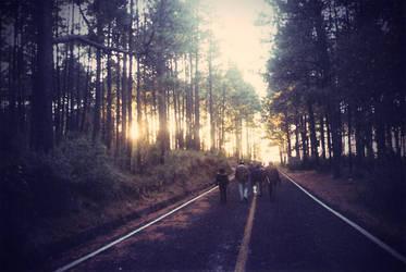 Vamos juntos II by GdeSiam