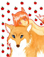 Spice and Wolf by BrittanyJustus
