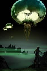 Artificial firefly by dywa