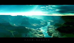 Calm Beauty by en-tyrael