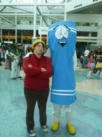 AX 2012: A boy and his Towel by Tentacle-Grapes