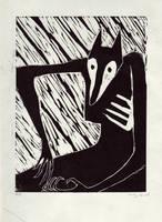 The Big Bad Wolf by Rusty-Renewal