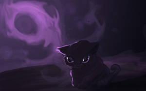 Necro Kitten by Amarbiter